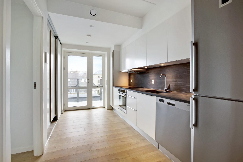 Rosenbæk Byport, Type A, 2 værelser, 66 kvm