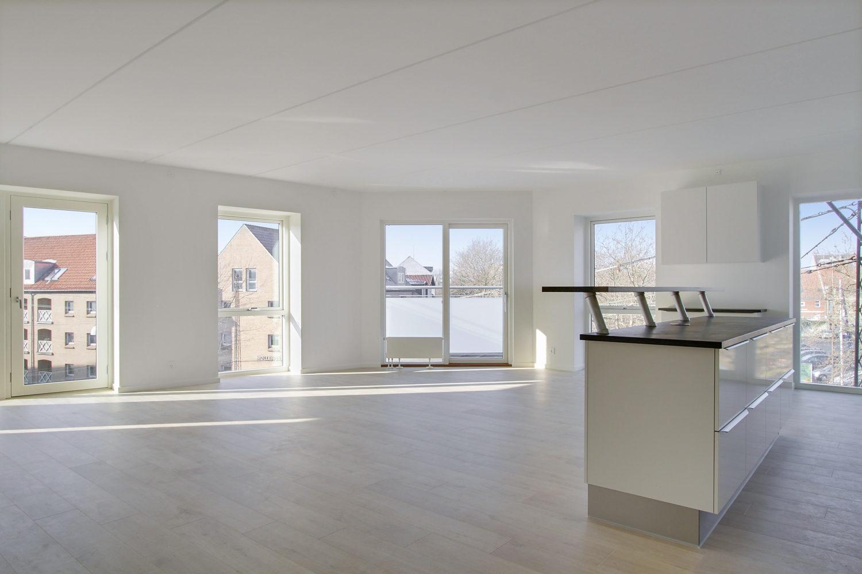 Rosenbæk Byport, Type E, 3 værelser, 133 kvm